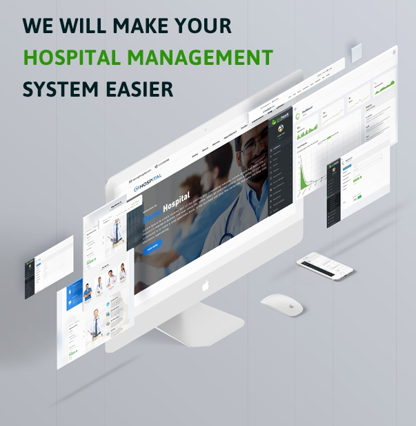 Multi Hospital Management System – Fastcode Space