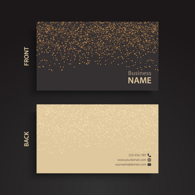 Elegant business card with two colors fastcode elegant business card with two colors colourmoves