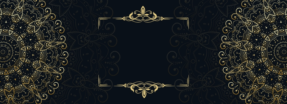 Black Gold Wedding Invitation Card Europe And America Fastcode Space